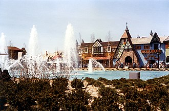Canada's Wonderland - Canada's Wonderland was opened to the public in May 1981.