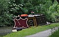 Canal Narrowboat near Pooley Fields - geograph.org.uk - 1362950.jpg
