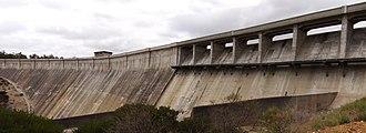 Canning Dam - Image: Canning Dam panorama