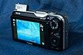 Canon Powershot SX230 HS Kamera hinten.JPG
