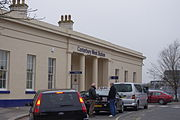 Canterbury West Station (2)