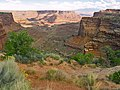 Canyon Lands, Shafer Trail Road - panoramio - Frans-Banja Mulder.jpg