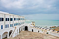 Cape Coast Castle Courtyard 02 Sept 2012.jpg