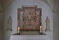 Capella de la presó de sant Vicent màrtir, altar, València.JPG