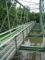 Capon Lake Whipple Truss Bridge Capon Lake WV 2009 07 19 08.jpg