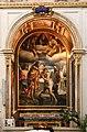 Cappella olgiati 01 con battesimo di cristo di orazio gentileschi, 1603,.jpg