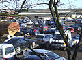 Car Auction in Progress, Smestow Bridge, Staffordshire - geograph.org.uk - 680132.jpg