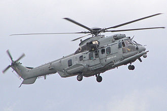 Eurocopter EC725 - A French Air Force EC725R2 Caracal in 2009