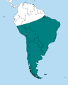 Caracara plancus map.png