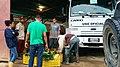 Carga de camión para distribuir rubros, Plan Pueblo a Pueblo, Trujillo- Venezuela.jpg