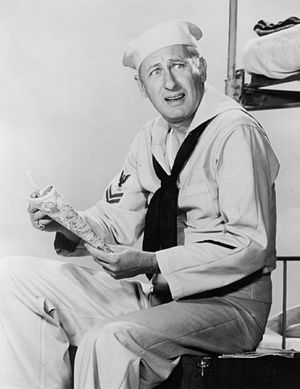 Carl Ballantine - Ballantine as Lester Gruber in McHale's Navy