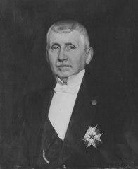 Carl Möller, 1857-1933, arkitekt, ämbetsman, överintendent, gift med sångerskan Dagmar Henriette Bosse