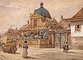 Carl Wenzel Zajicek Salesianerinnenkirche am Rennweg 1908.jpg