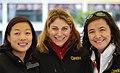 Carol Huynh, Cheryl Pounder and Vicky Sunohara (3987475797).jpg