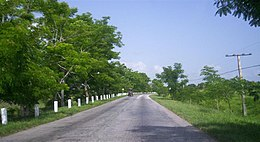 Carretera Central in Villa Clara Province.jpg