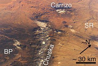 Carrizo Mountains