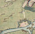Carta over Friderichstad med dens Situation saaledes som den efter - no-nb krt 00895.jpg