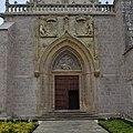 Cartuja de Miraflores (Burgos). Portada de la iglesia.jpg