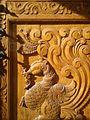 Carving on the doors of Shiva Vishnu Temple in Victoria Australia.jpg