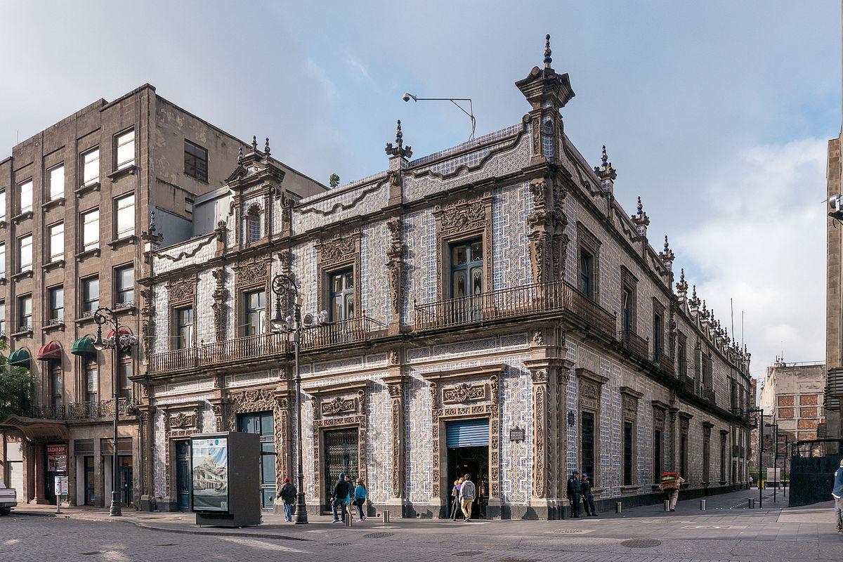 Casa de los azulejos wikipedia for Casa de azulejos