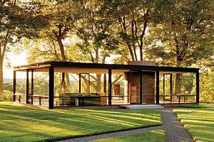 Pritzker Architecture Prize - Image: Casa de Cristal P.J