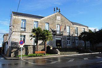 Friol - Image: Casa do Concello de Friol