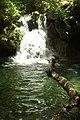 Cascata sul torrente Alento presso Abbazia di san Liberatore a Maiella (PE) - panoramio.jpg