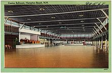 Hampton Beach Ballroom Seating