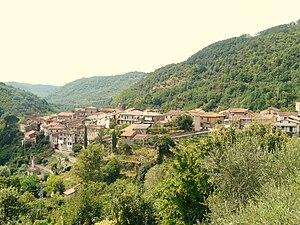Casola in Lunigiana - Image: Casola in Lunigiana panorama 2