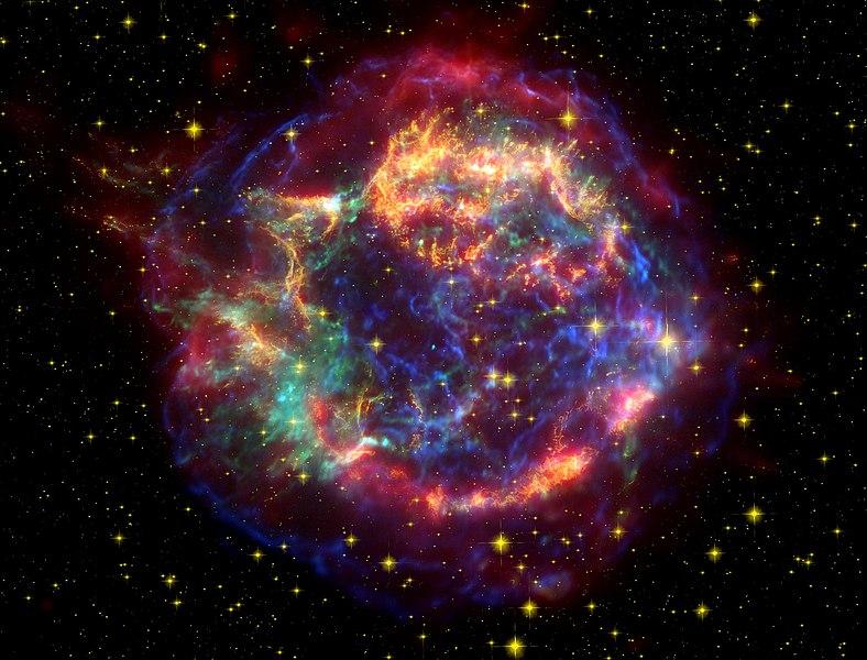 File:Cassiopeia A Spitzer Crop.jpg