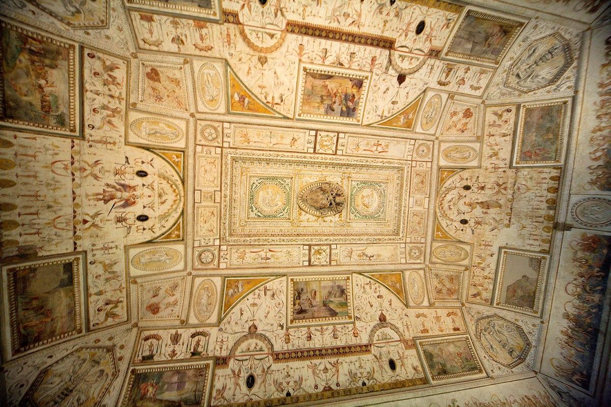 Luzio luzi wikipedia for Decorazione stanze vaticane