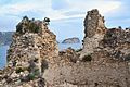 Castell de la Granadella i illa del Descobridor, Xàbia.JPG