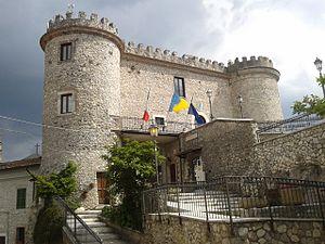 Castello di Oricola - Castle in Oricola