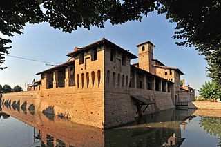 Visconti Castle (Pagazzano)