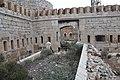 Castillo de San Julian Puerta de acceso original con las aspilleras para su defensa.jpg