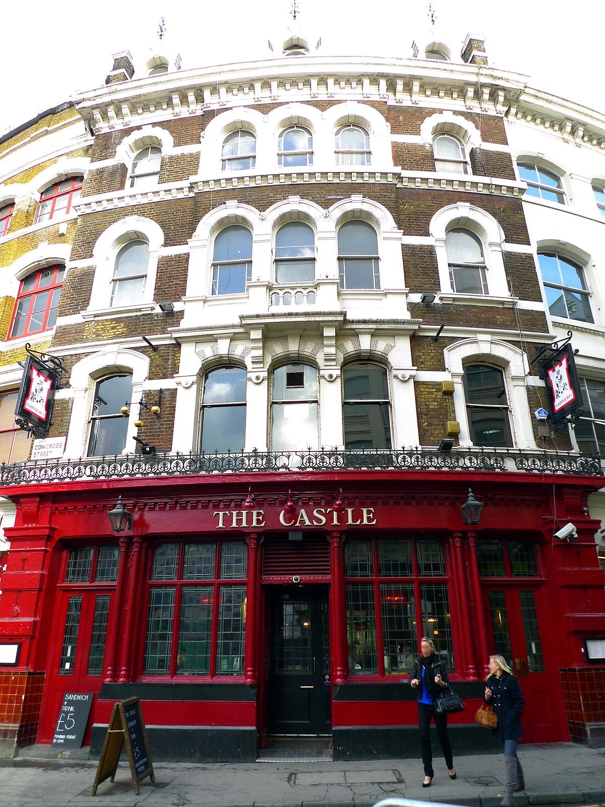 The Castle, Farringdon - Wikipedia