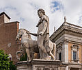 Castor Dioscuri Campidoglio, Rome, Italy.jpg