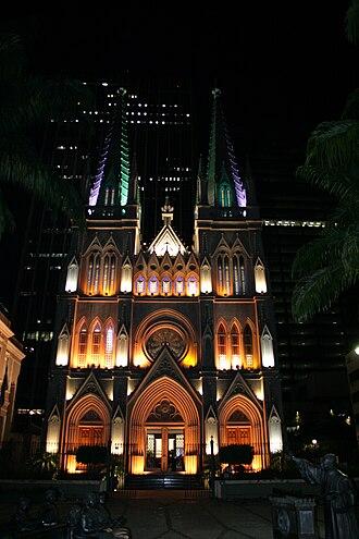 Presbyterian Church of Brazil - Presbyterian Cathedral of Rio de Janeiro.