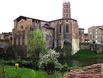 Rieux Cathedral - Image: Cathédrale Sainte Marie de Rieux