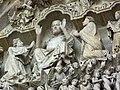Cathedrale d'Amiens - tympan central - Christ du Jugement Dernier.jpg