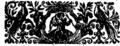 Catonis Disticha moralia, et Lilii Monita pædagogica; or, Cato's moral distichs, and Lily's Pædagogical admonitions Fleuron T092020-4.png