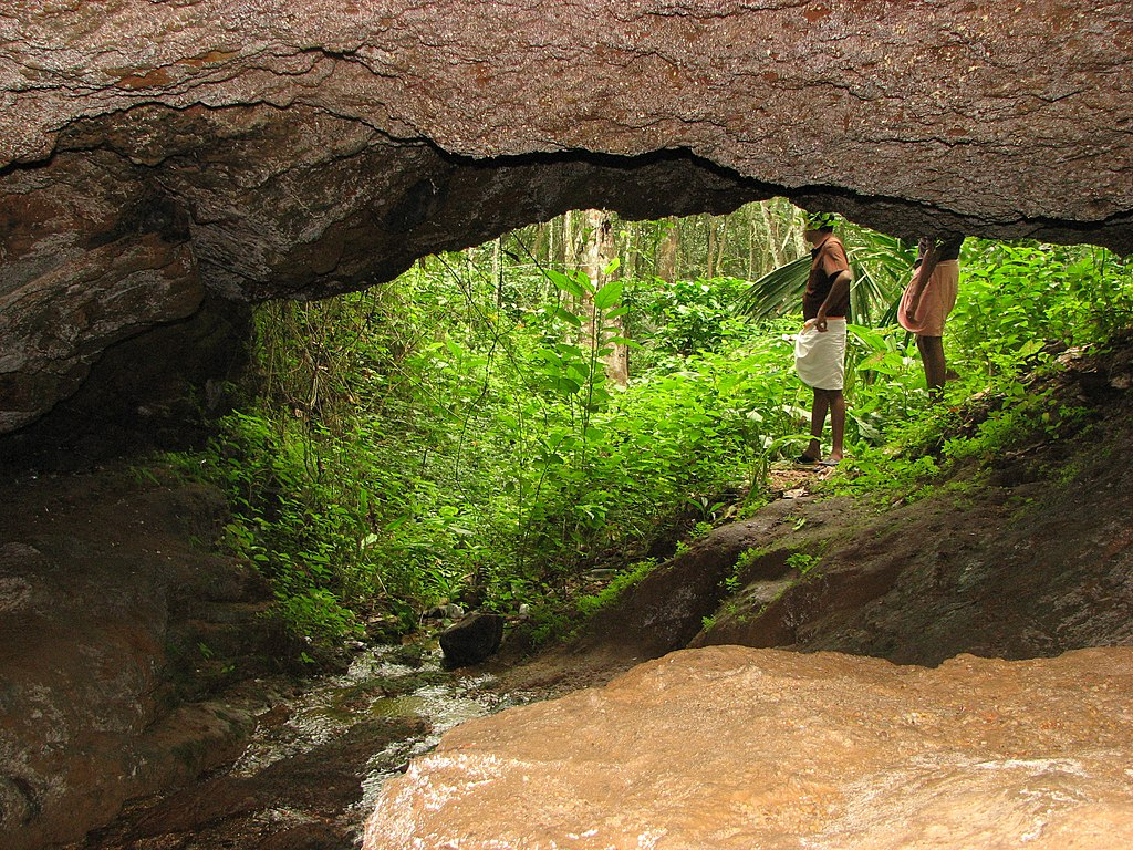 File Cave From Inside Jpg Wikimedia Commons
