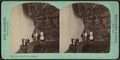 Cave of the Winds, Niagara, by Barker, George, 1844-1894 3.png
