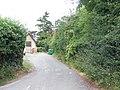 Cemetery Road, Snodland - geograph.org.uk - 1961449.jpg