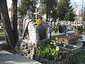 Cemetery in Mogiła by Maire 2.jpg