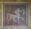Centaur mosaïc return hunting hare Rhodes.jpg