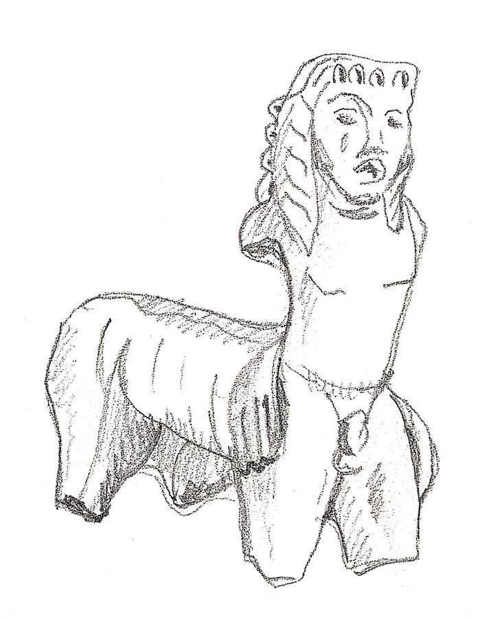 Centaur of Vulci