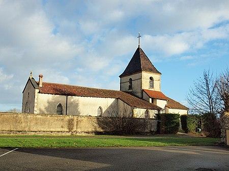 Église Saint-Christophe de Certines