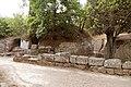 Cerveteri, zona della tomba del pilastro 01.jpg
