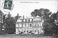 Château Dauphinot depuis le parc construction 1875.jpg